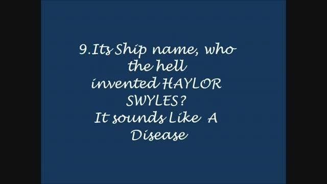 10 دلیل برای اینکه از هیلور متنفرم