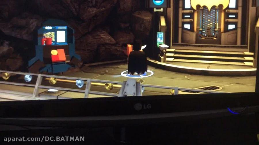 Lego batman 3 دوستان كمك كنید انجا گیر كردم