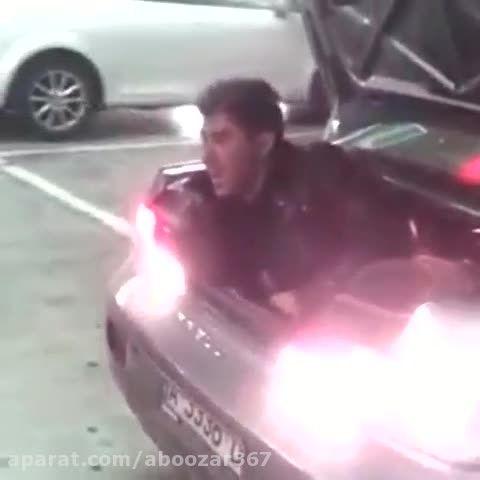 دنده عقب ماشین
