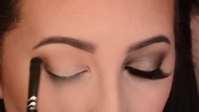 آرایش صورت جنیفر لوپز در گلدن گلوب 2015
