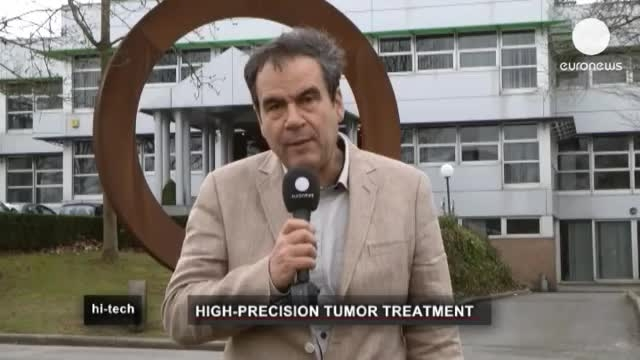 درمان سرطان با استفاده از فن آوری جدید