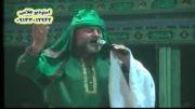 پوشاندن کفن به تن علی اکبر