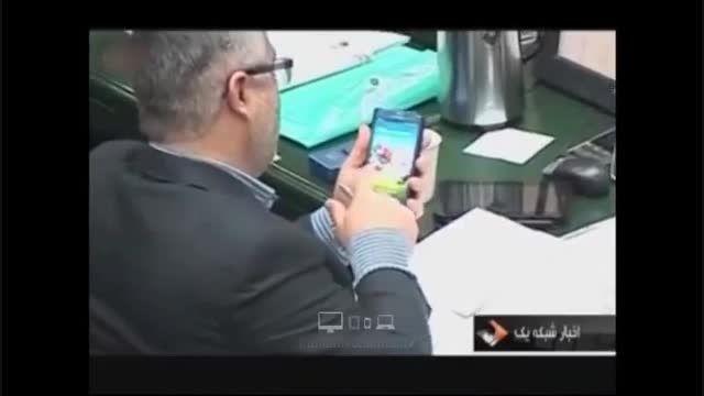 واکنش صداوسیما به انتشار فیلم درگیری ظریف و کوچک زاده