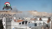 نبرد علیه بزرگترین پایگاه های القائده در سوریه کلید خورد