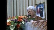 حمله به هاشمی رفسنجانی درباره شعار مرگ بر آمریکا