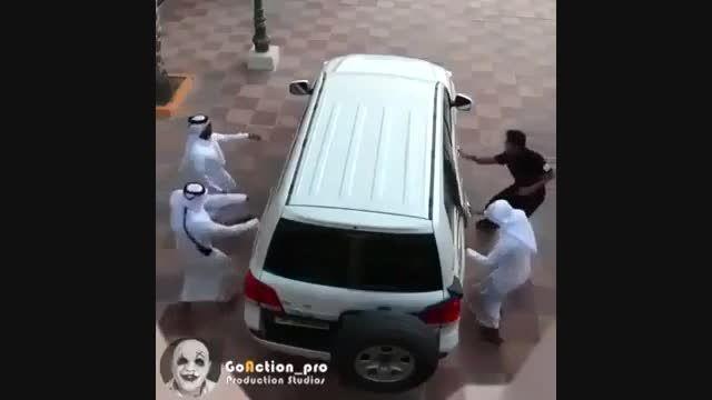 و باز هم نوابغ اعراب حاشیه خلیج فارس