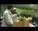 توبیخ یک مدیر توسط احمدی نژاد