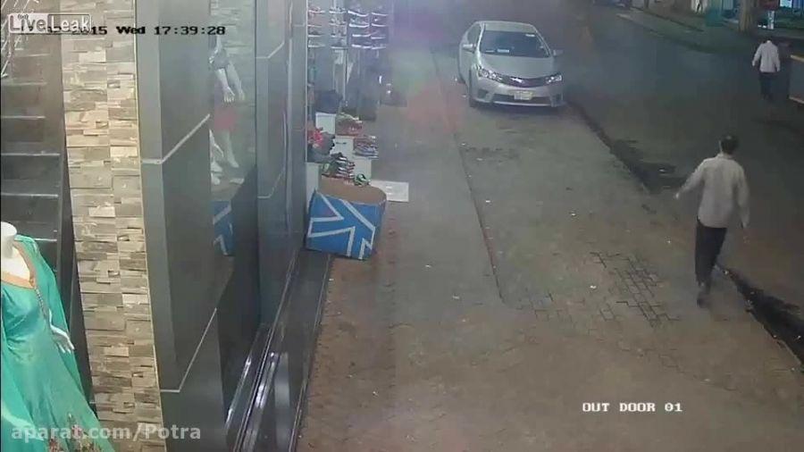 جیب بری در عربستان