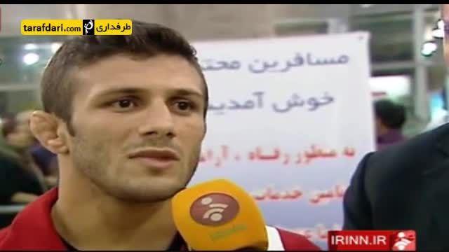 بازگشت محسن حاجی پور به تهران
