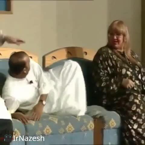 کمدین های عرب -زنه پخش زمین شد :دی