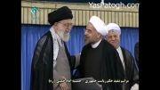 فیلم تنفیذ حکم ریاست جمهوری دکتر روحانی