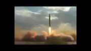 شبیه ساز حمله موشکی ایران  به امریکا