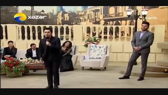 üzeyir Mehdizadə-Çunki Ayrilib Gelmişdin-2015-Xezer Tv