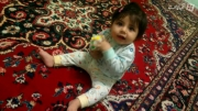 حل روبیک توسط نوزاد 6 ماهه در ایران