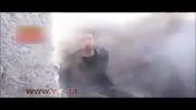 اعدام سرباز اسیر سوری توسط داعش