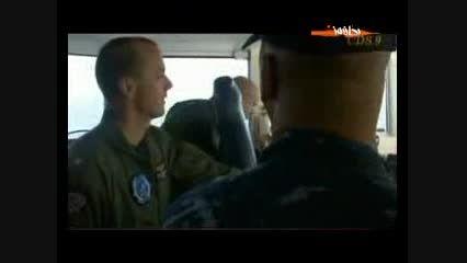 ناو های هواپیما بر آمریکا؛ سیبل موشک های ایران