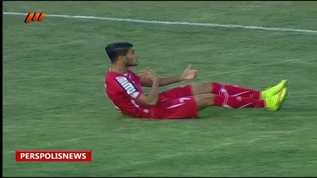 داوری بازی سپاهان - پرسپولیس (هفته دوم لیگ برتر)