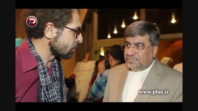 صحبتهای صریح وزیر ارشاد درباره موسیقی