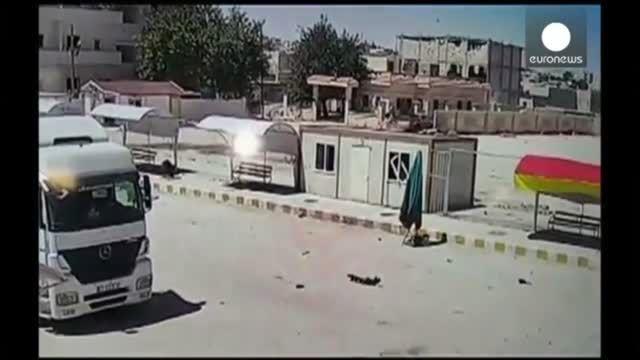 حمله مجدد داعش به کوبانی