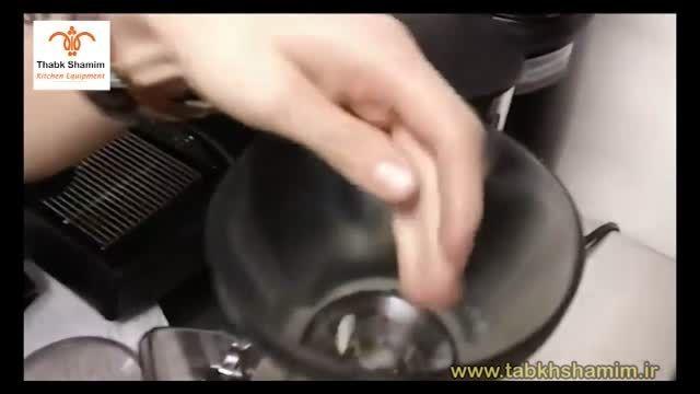 آسیاب قهوه تمیز کن