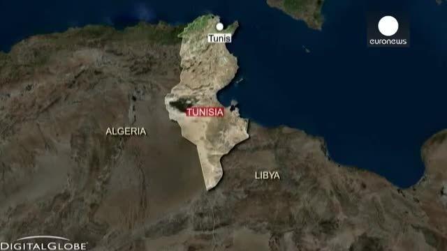 حمله مسلحانه به پارلمان تونس