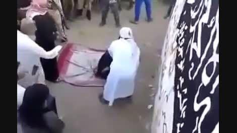 اعدام فردی دیگر در ملع عام توسط داعش +20