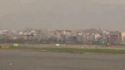 فرود اضطراری هواپیمای ایران