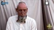 درخواست دو گروگان اروپایی برای آزادی در ویدئوی القاعده