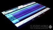 برنامه اندرویدی-استودیوی موسیقی در اندروید- FL Studio Mobile