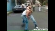 دعوای مرگبار در خیابان !!