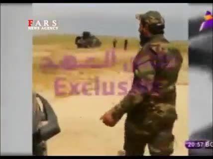 لحظه هلاکت معاون سابق صدام و سرکرده داعش!!!