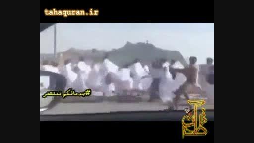 دزدیدن حاجیان ایرانی توسط ماموران سعودی