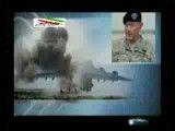 حمله موشکی به هواپیمای رئیس ستاد مشترک ارتش آمریکا