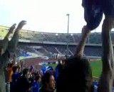 هواداران پرشور استقلال در بازی با ذوب آهن