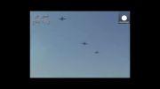 ادعای فرود جنگنده های سوخو 25 ایران در فرودگاه بغداد