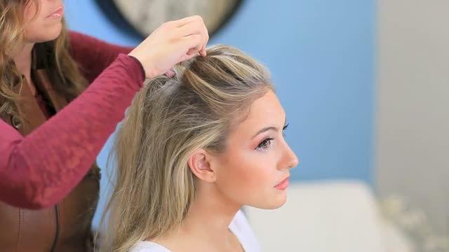 بافت مو  دخترانه (2)- 2015