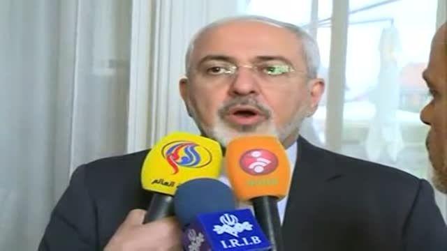 واکنش وزیر امور خارجه به حملات هوائی علیه یمن