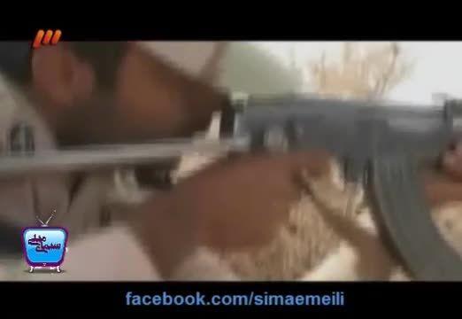 درگیری مسلحانه با قاچاقاچیان مواد مخدر