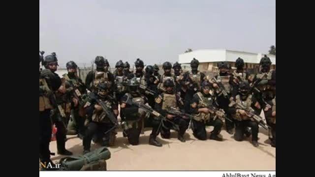 شکست های سنگین داعش در تکریت/اعدام سرکردگان داعش