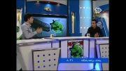 حضور آرش برهانی در برنامه باشگاه 3
