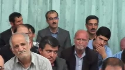 نمازجمعه مهربان پنجم نیر 94-مسجد جامع مهربان