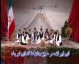 موسقی محلی بلوچستان اجرا توسط دانشجویان