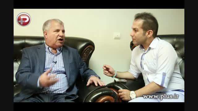 گفتگوی متفاوت با علی پروین در شب جشن تولدش/اختصاصی