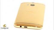 HTC One M8 از جنس طلای 24 عیار
