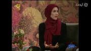 اولین حضور ویشکا آسایش در یک برنامه تلویزیونی...