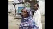 زن شجاع بلوچستان پاکستان