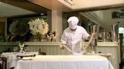 هنر نمایی حیرت انگیز آشپز چینی در تهیه نودل