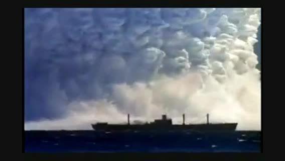 اتفاق ناگوار در  دریای عمان