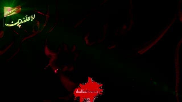 محسن صائمی - لطمه زنی طوفانی - من زینبم جان بر لبم