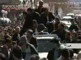 توقف خودروی رئیس جمهور در کرج